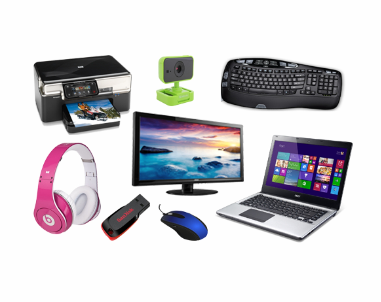 IT PRODUCTS & MORE